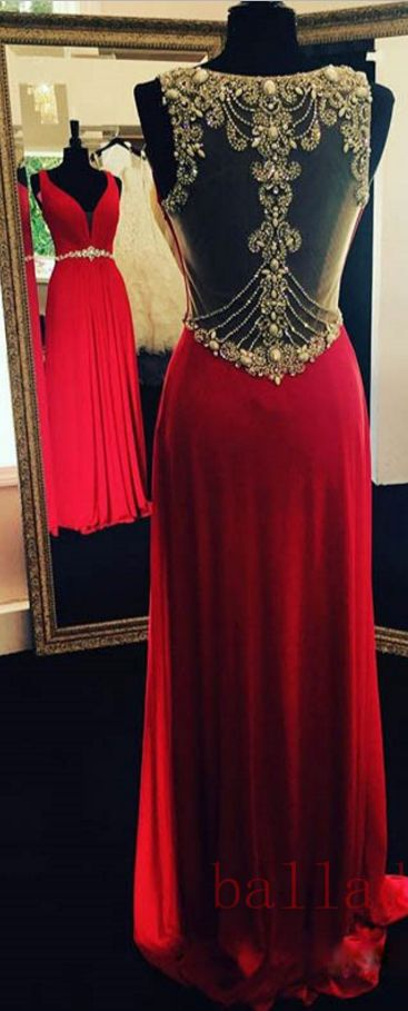 #red #chiffon #prom #party #evening #dress #dresses #gowns #cocktaildress #EveningDresses #promdresses #sweetheartdress #partydresses #QuinceaneraDresses #celebritydresses #2016PartyDresses #2016WeddingGowns #2017Homecomingdresses #LongPromGowns #blackPromDress #AppliquesPromDresses #CustomPromDresses #backless #sexy #mermaid #LongDresses #Fashion #Elegant #Luxury #Homecoming #CapSleeve #Handmade #beading