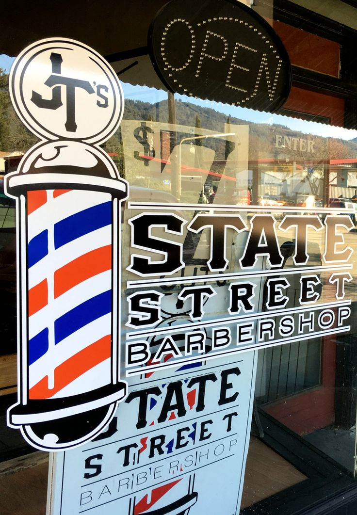 JT's State Street Barber Shop in Ukiah, California Zippertravel.com