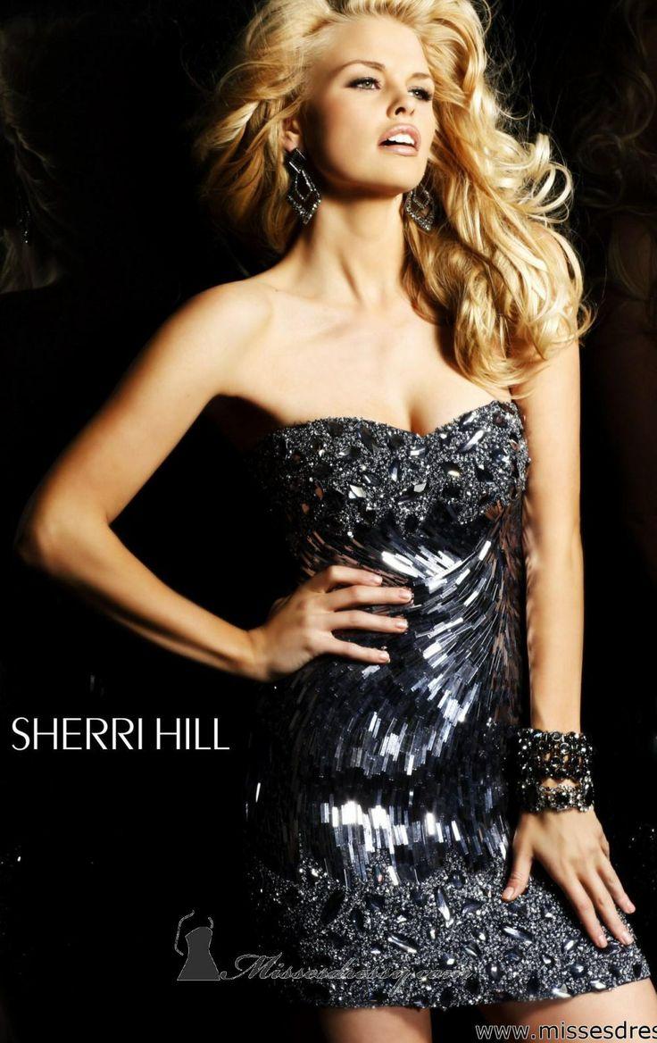 141 besten Sherri Hill Bilder auf Pinterest | Abendkleid, Schöne ...