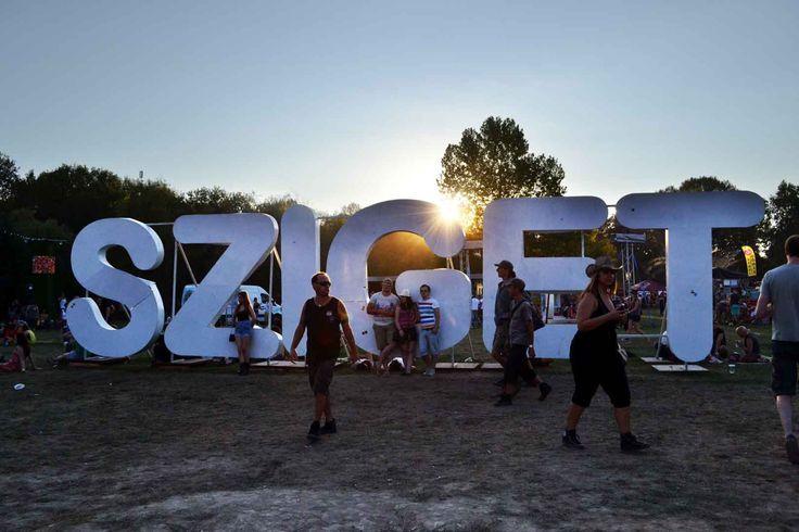 Sziget music festival