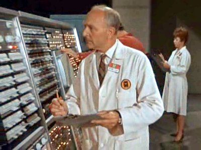 Starring the Computer - IBM AN/FSQ-7 in The Time Tunnel - Season 1 (1967)