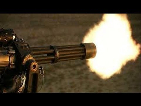 US Military Auto cannons and Guns great for killing bad guys