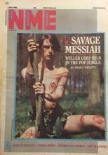 NME (UK) 1985 / 06 / 01 | PAUL WELLER, JEFFREY LEE PIERCE (THE GUN CLUB), THE THREE JOHNS, SCRITTI POLITTI, WILD BUNCH, THE BLASTERS, PROPAGANDA, ART OF NOISE, RICKY SCAGGS, LLOYD COLE, STYLE COUNCIL | Magazine | music4collectors.com