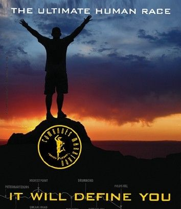 Comrades, it will define you. #Comrades Marathon, the Ultimate Human Race on May31, 2015. An UltraMarathon with a history and tradition comparable to the Boston Marathon. An exciting journey of 12 hours.  A true test of the human spirit. 88km of willpower, tears and glory. An honor to cross the finish line. http://www.runningyourlife.nl/comrades-the-ultimate-ultramarathon. Picture: ambarobin.files.wordpress.com