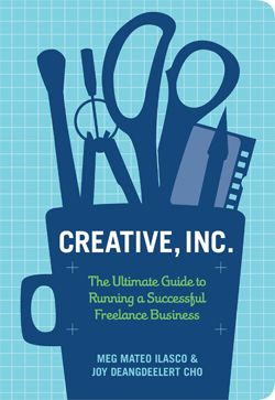Creative, Inc. By Joy and Meg: Can't wait for this book to come out!
