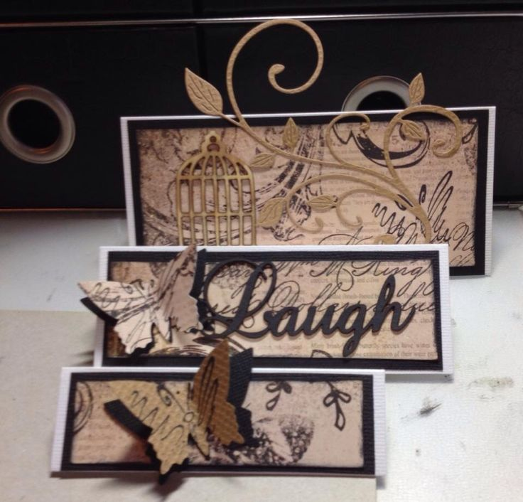 These cards are going to complement any gift beautifully. $8 ea for Elly Baba's Treasure.