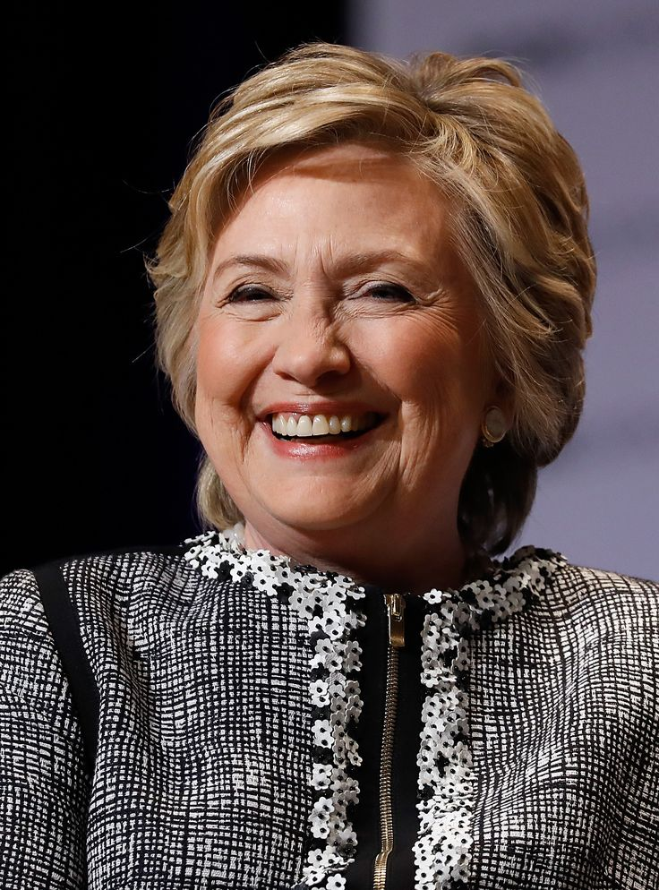 Hillary Clinton's New Book Will Tell Her Side Of The 2016 Election+#refinery29uk