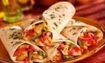 Tortillas messicane con fajtas di pollo e verdure | VistoCheBuono.it