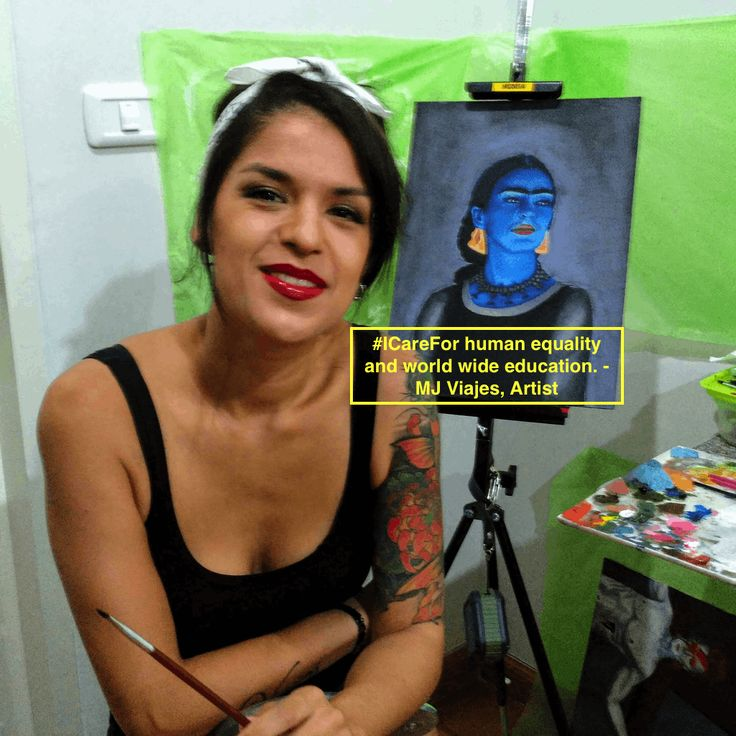 Knock-knock! A traveling artist found out about our campaign #ICareFor and sent us an email!  MJ Viajes is an artist whose passion is to see the world. She is currently attempting to become a successful traveling artist. She gave up most of her...