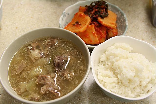 主婦料理企画・韓国料理を作ろう~カルビタン編 カルビタン 韓国手料理 韓国料理レシピ手作り韓国