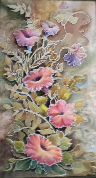 Buy bindweed, Mixed Media painting by Liubov Ponomarova on Artfinder. Discover thousands of other original paintings, prints,…
