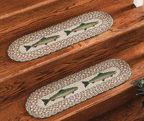 Braided Jute Stair Treads