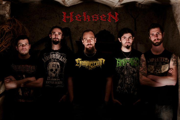 Check out Heksen on ReverbNation