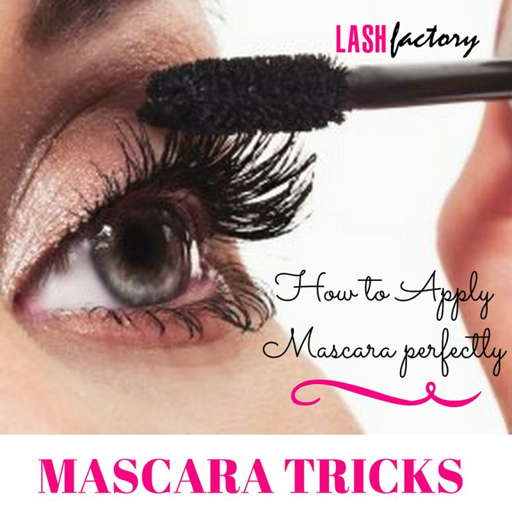 HOW TO: Apply Mascara For Beginners   chiutips - YouTube