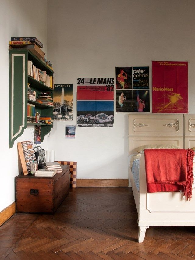 Call Me By Your Name Bedroom : bedroom, House, Interior,, Aesthetic, Bedroom,, Interior