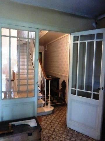 1 double porte vitrée intérieure, 8 portes diverses