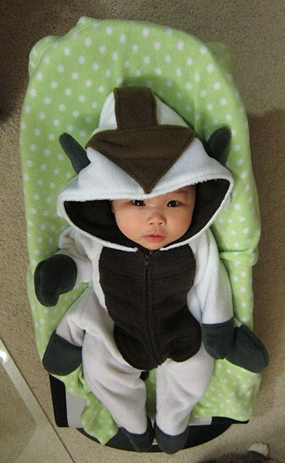 Baby Flying Bison from Avatar: The Last Airbender