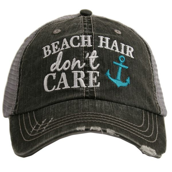 Shop for women's wholesale beach hair don't care anchor. trucker hats at Katydidwholesale.com. Katydid carries the newest wholesale baseball, trucker, beanie and bucket hats online.