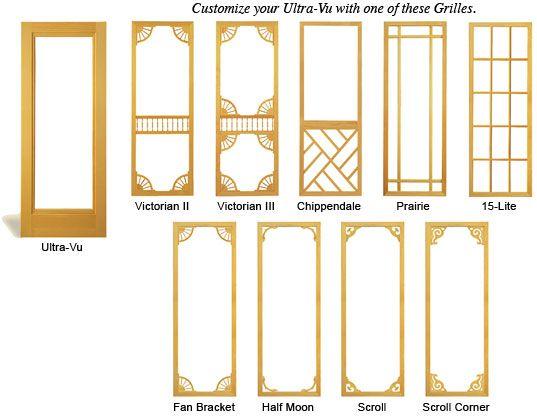 Combination Door, Wood Door, Storm Doors, Interior Doors