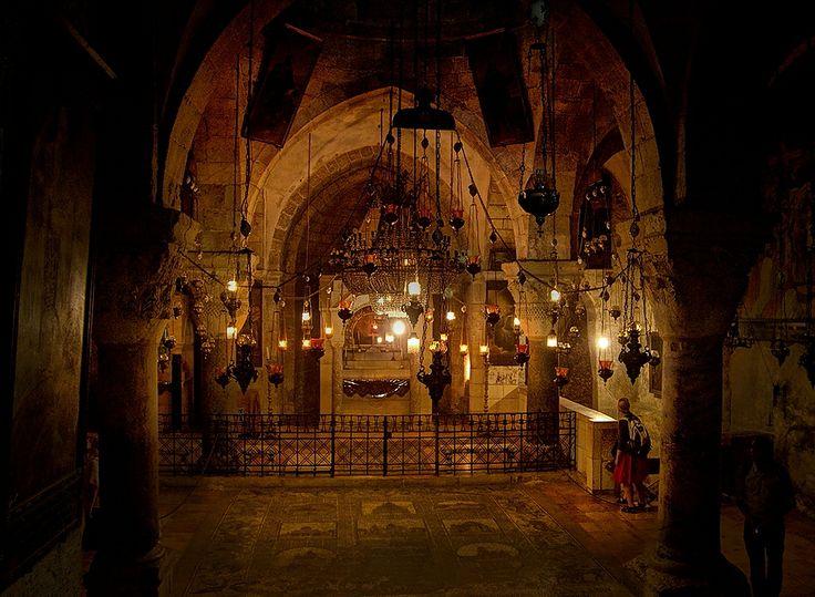 Bazylika Grobu Pańskiego Jerozolima