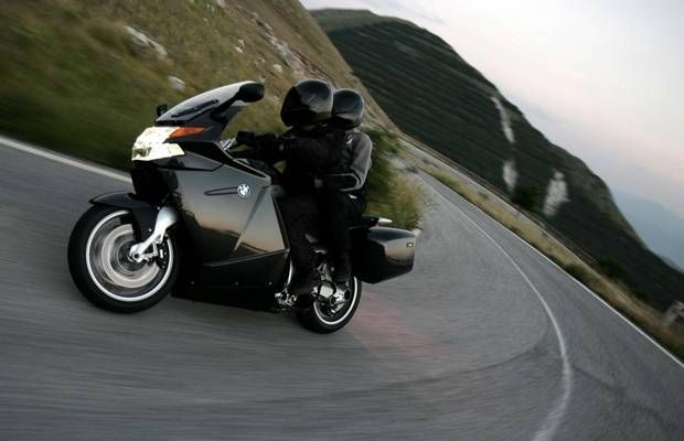 Motorcycle Review:  2007 BMW K1200GT | Credit: Handout