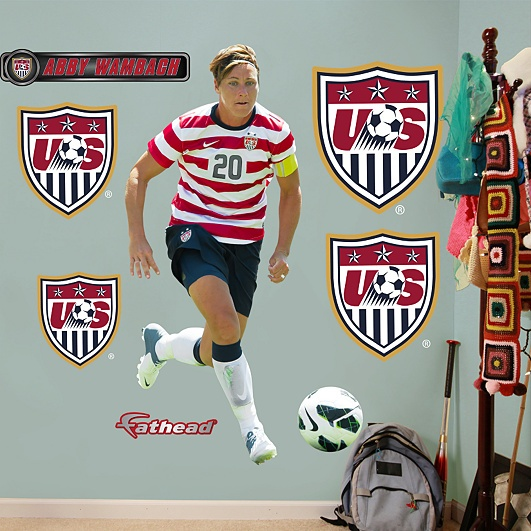 17 Best images about Abby Wambach on Pinterest | Soccer ...