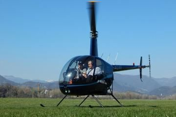 Discovery Flight: the First Helicopter Flight Experience and Learn to Pilot