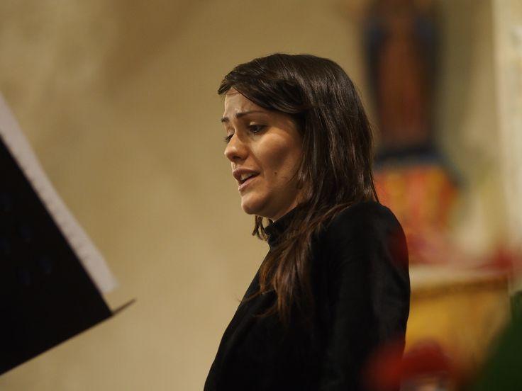 Baroque Ensemble - Oliena 2 gennaio 2016 Valentina Satta - Ente Musicale di Nuoro