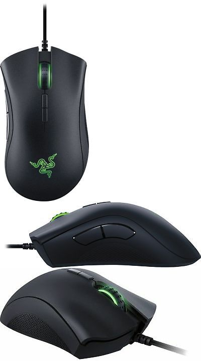 Mice Trackballs and Touchpads 23160: Razer - Deathadder