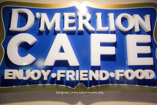 D'Merlion Cafe     Jumat, 9 September 2016 Sekitar pukul 16.00 wib, team Batam Event menda...