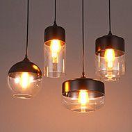 Plafond+Lichten+&+hangers+-+LED+-+Hedendaags+/+Traditioneel+/ Klassiek+/+Rustiek/landelijk+/+Vintage+-Woonkamer+/+Slaapkamer+/+Eetkamer+/+–+EUR+€+99.95