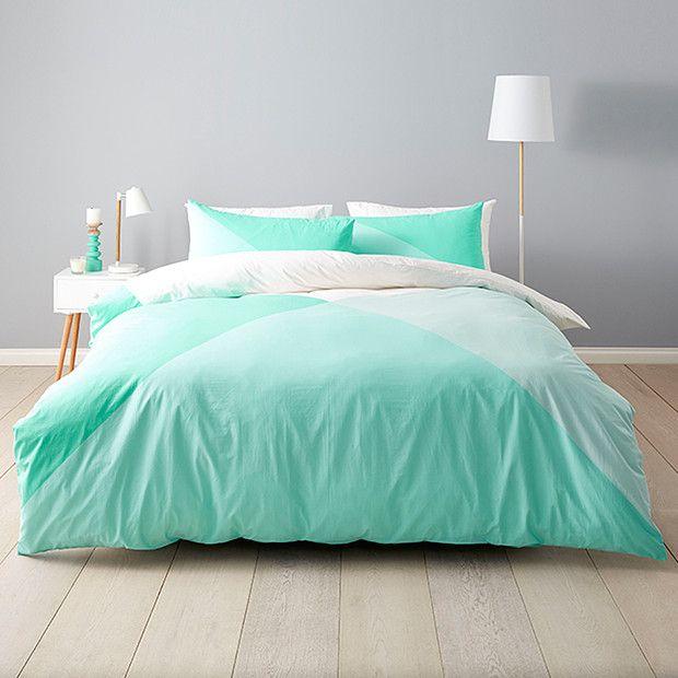 Colour Block Quilt Cover Set Target Au For The Home
