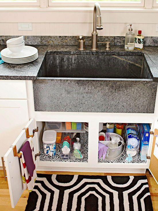 Farmhouse Sink Ideas