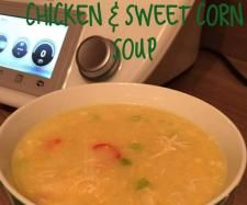 Recipe Thermonats cheats chicken & sweet corn soup by Thermonats - Recipe of category Soups