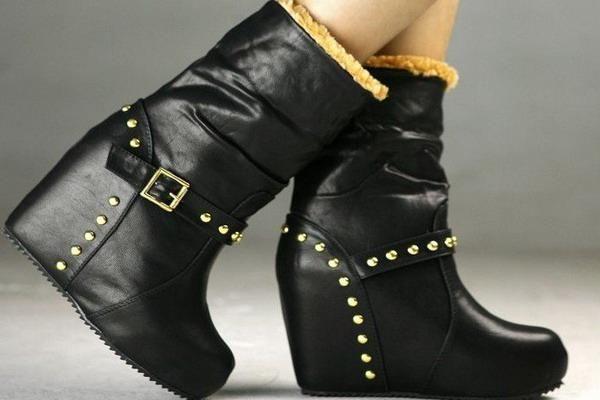 Удобная широкая обувь женская