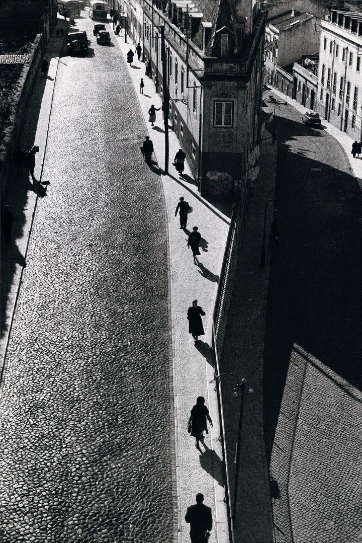 Gérard Castello-Lopes - Untitled, Lisboa, Portugal, 1957
