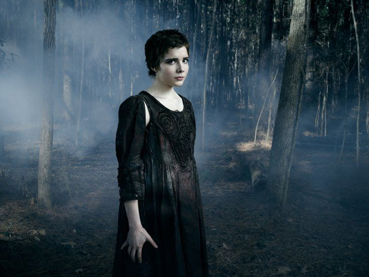 Pin for Later: 5 Salem TV Show Characters Who Are Based on Real People Mercy Lewis