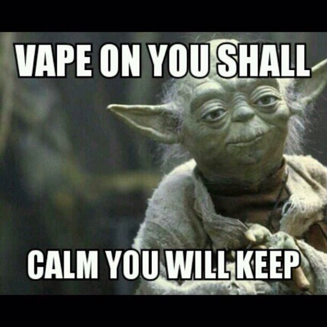 Husband May The 4th Be With You: May The 4th Be With You. #vapeon