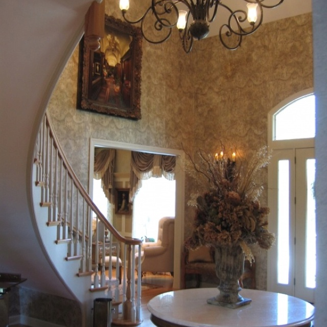 Foyers and traditional on pinterest