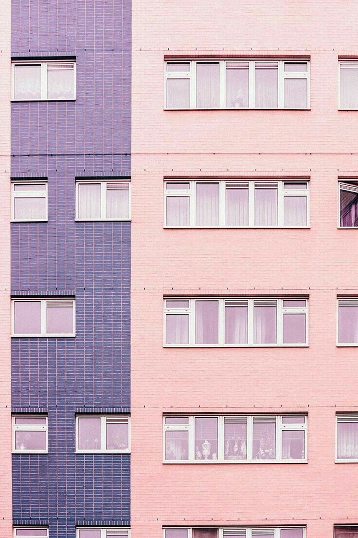 Is your apartment pastel? Because it should be.