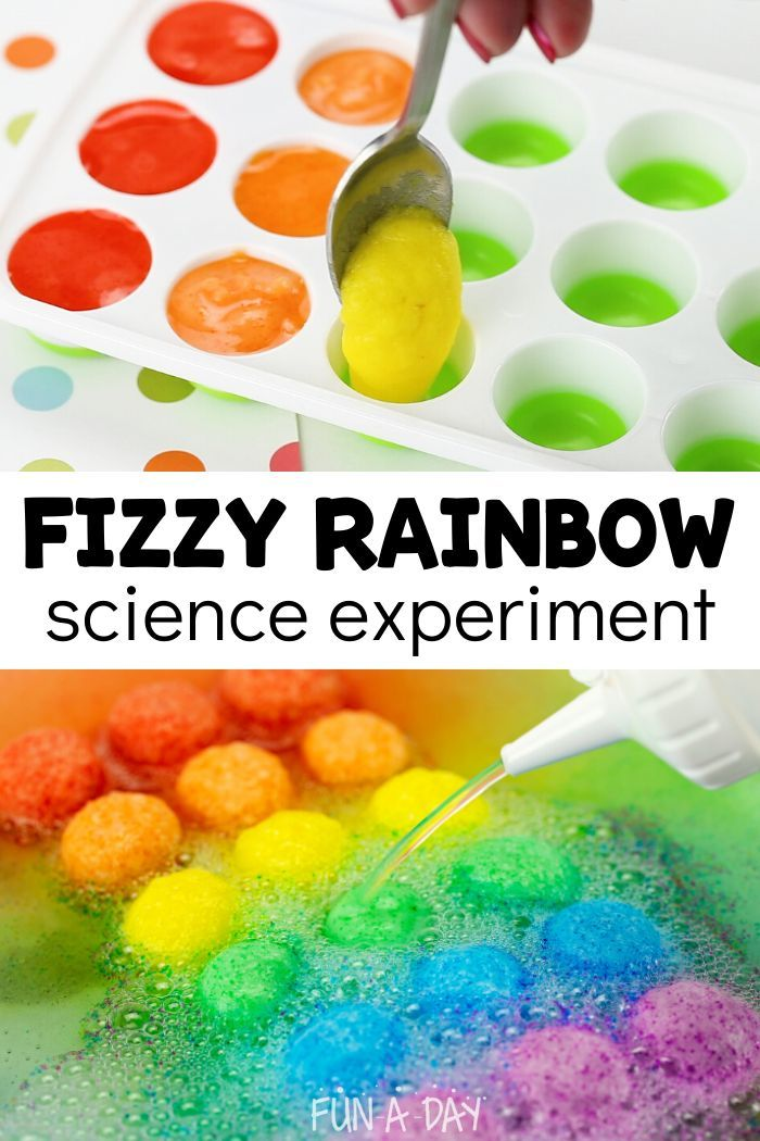 Super Fun And Engaging Scented Rainbow Science For Preschoolers Fun A Day Preschool Science Rainbow Activities Science Experiments Kids