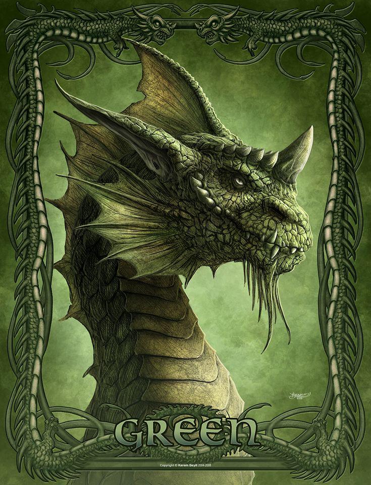 Image detail for -... 4276_Green_2d_fantasy_dragon_fantasy_art_picture_image_digital_art.jpg