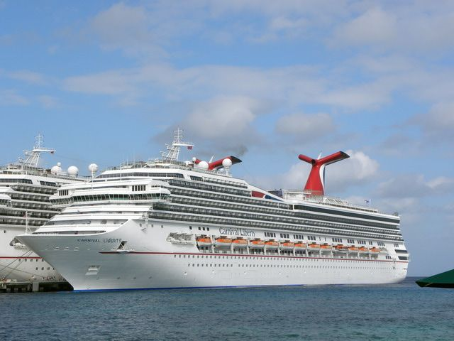 Carnival Liberty Cruise Ship Tour: Carnival Liberty - Introduction and Overview