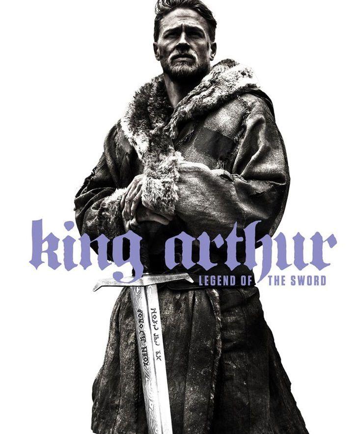 King Arthur: Legend of the Sword (titulada El Rey Arturo: La Leyenda de la Espada en Hispanoamérica y Rey Arturo: La Leyenda de la Excáli...
