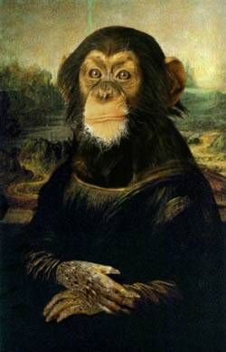 Monkey Lisa