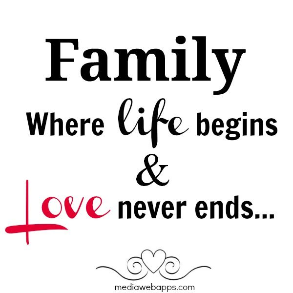 Quotes About Life And Love 43 Best Family Images On Pinterest  My Family Families And Words