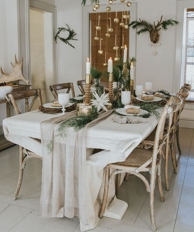 If You Crush On Scandinavian Interiors, Then This Holiday Party Is For You