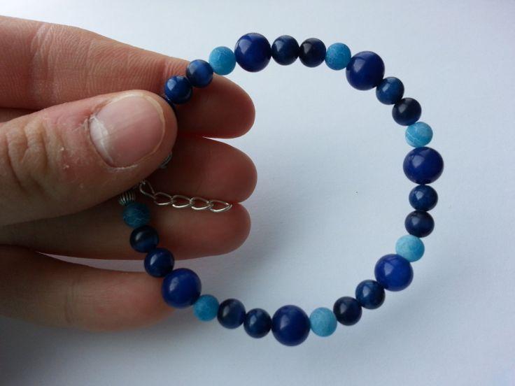 Meditation and Harmony Mala Bracelet NEW 2014 by lovemeknottbilton, $22.00