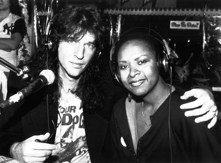 Howard Stern & Robin Quivers