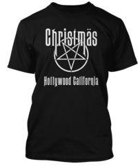BathroomWall T-shirts -   Motley Crue inspired Christmas